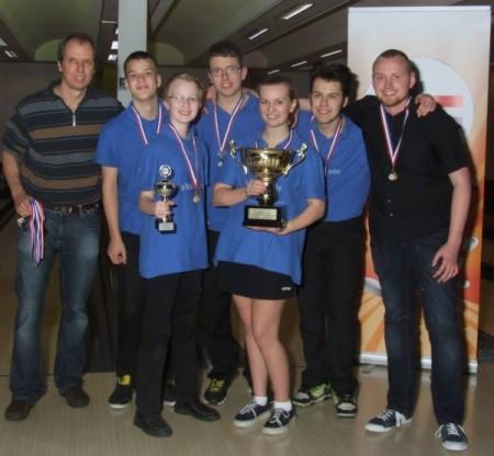 Aspirantenteam Bowlingvereniging Middelburg