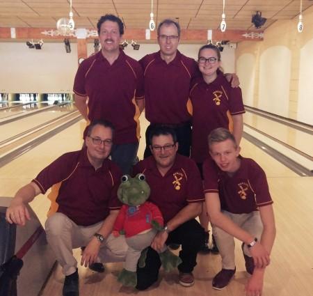 NMTL klasse 1D team Bowling de Kruitmolen