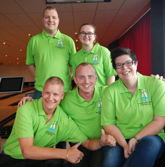BV Middelburg 2e plaats op PILOT Stedenontmoeting