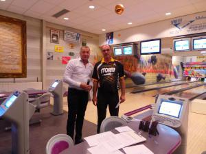 20 11e Van der Zwan Toernooi Heren 5e plaats Roel Mol
