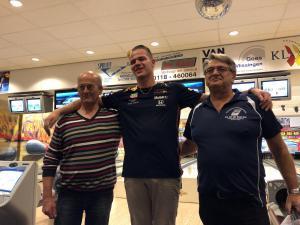 09 12e Van der Zwan Toernooi - Heren 9e plaats Wesley Gorter