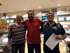 13 12e Van der Zwan Toernooi - Heren 5e plaats Yke IJkema