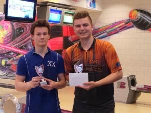 13 33e KMD 2017 2e plaats Bart Bronsgeest en Micha Groot