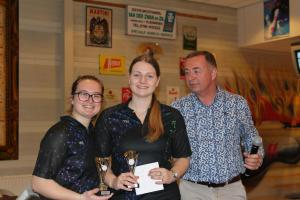 07 34e KMD 2018 2e plaats Lindsey Paling en Rianne van Zijp