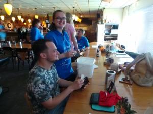 08 4e Den  Baas en zijn Madam Toernooi 2017