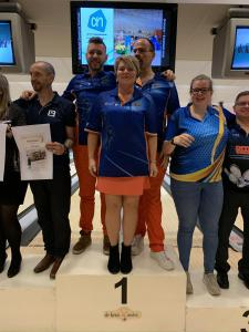15 8e DZL 2019 1e plaats Team NO STRINGS ATTACHED