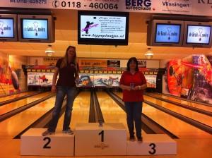 02-VK-Senioren-2014-Dames C-D, 1 Gees Nelis, 2 Angelique de Graaf, 3 Katty Paling