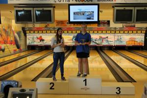 11-VK-Jeugd-2014-Meisjes-Aspiranten-Yvonne Jeroense en Romy van Bavel