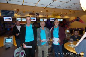 19 4e DZL Team Jules 11e plaats