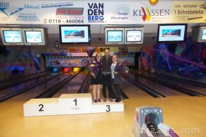 27 4e DZL Titi's Angels 3e plaats